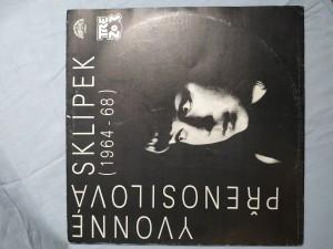náhled knihy - Yvonne Přenosilová: Sklípek (1964-68)