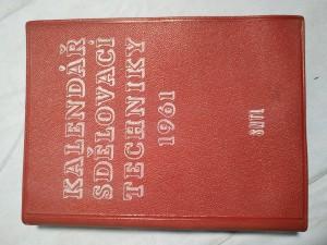 náhled knihy - Kalendář sdělovací techniky