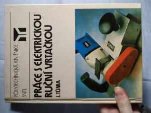 náhled knihy - Práce s elektrickou ruční vrtačkou