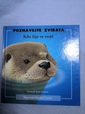 náhled knihy - Kdo žije ve vodě