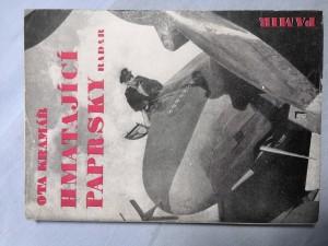 náhled knihy - Hmatající paprsky - radar