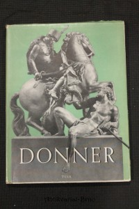náhled knihy - Juraj Rafael Donner a jeho okruh na Slovensku