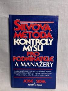 náhled knihy - Silvova metoda kontroly mysli pro manažery, podnikatele a obchodníky
