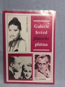 náhled knihy - Galérie hvězd filmového plátna