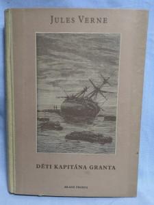 náhled knihy - Děti kapitána Granta