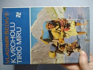 náhled knihy - K vrcholu Tirič Míru
