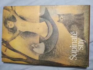 náhled knihy - Šupinaté sny