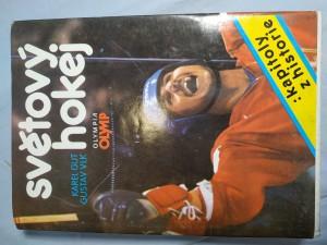 náhled knihy - Světový hokej: kapitoly z historie