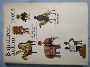 náhled knihy - S malířem kolem světa : pro čtenáře od 9 let