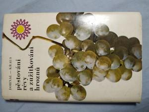 náhled knihy - Pěstování révy a zužitkování hroznů