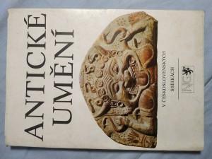 náhled knihy - Antické umění v Československých sbírkách : Katalog výstavy, Praha, srpen - listopad 1979