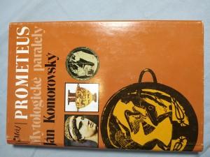 náhled knihy - Prometeus : mytologické paralely