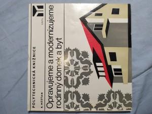 náhled knihy - Opravujeme a modernizujeme rodinný domek a byt