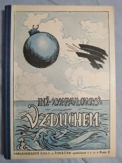 náhled knihy - Vzduchem: dobrodružný román