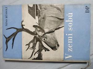 náhled knihy - V zemi sobů