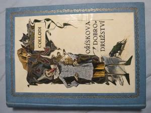 náhled knihy - Oříškova dobrodružství : příhody panáčkovy
