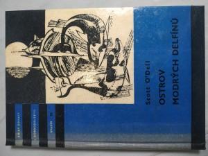 náhled knihy - Ostrov modrých delfínů