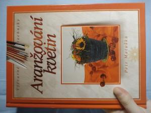 náhled knihy - Aranžování květin
