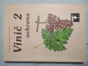 náhled knihy - Vinič 2.: Ochrana