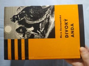 náhled knihy - Divoký Anda: pro čtenáře od 9 let
