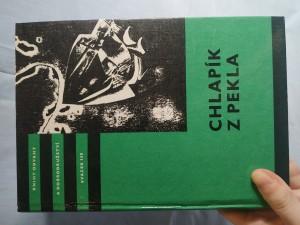 náhled knihy - Chlapík z pekla: výbor ze sovět. vědeckofantastické literatury