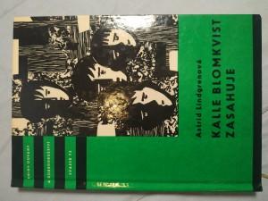 náhled knihy - Kalle Blomkvist zasahuje