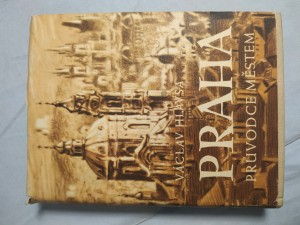 náhled knihy - Praha: průvodce městem