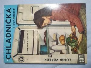 náhled knihy - Chladnička v domácnosti: Obsluha a opravy