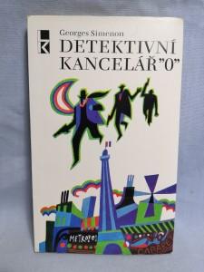 náhled knihy - Detektivní kancelář \