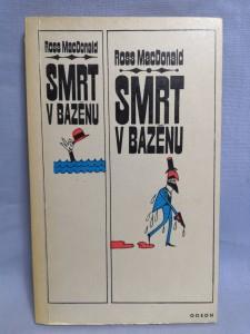 náhled knihy - Smrt v bazénu