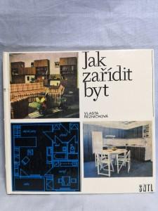 náhled knihy - Jak zařídit byt