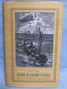 náhled knihy - Robur Dobyvatel