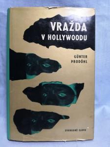náhled knihy - Vražda v Hollywoodu