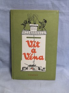 náhled knihy - Vít a Véna