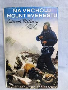 náhled knihy - Na vrcholu Mount Everestu