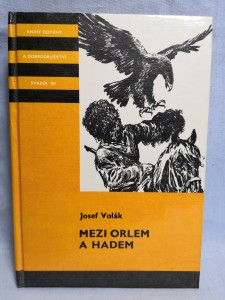 náhled knihy - Mezi orlem a hadem