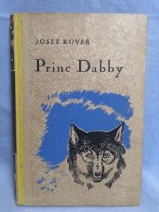 náhled knihy - Princ Dabby : příběhy eskymáckého psa