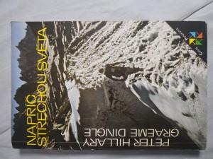 náhled knihy - Napříč střechou světa