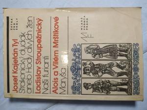 náhled knihy - Strakonický dudák Strakonický dudák, aneb, Hody divých žen