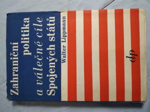 náhled knihy - Zahraniční politika a válečné cíle Spojených států
