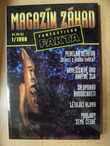 náhled knihy - Magazín záhad : Pekelná děťátka, Krvežíznivé oko a jiné (1/1998)