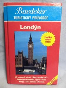 náhled knihy - Londýn: turistický průvodce