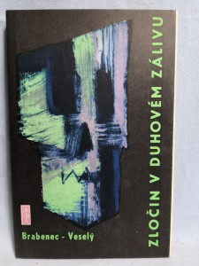 náhled knihy - Zločin v Duhovém zálivu