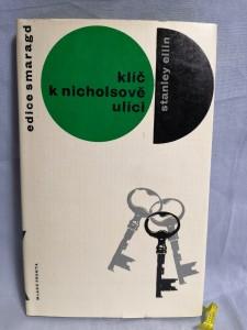 náhled knihy - Klíč k Nicholsově ulici