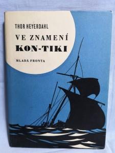náhled knihy - Ve znamení Kon-Tiki