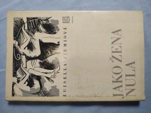 náhled knihy - Jako žena nula