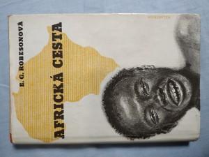 náhled knihy - Africká cesta