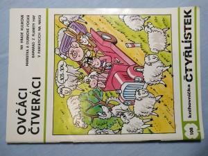 náhled knihy - Čtyřlístek: Ovčáci čtveráci č. 108