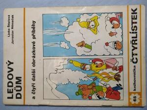 náhled knihy - Ledový dům a čtyři další obrázkové příběhy