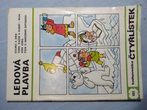 náhled knihy - Čtyřlístek: Ledová plavba č. 103